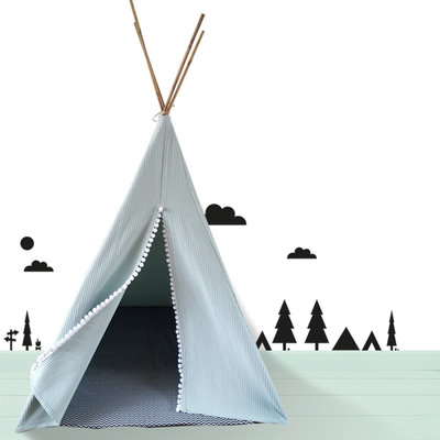 Tipi Old green ANNIDesign