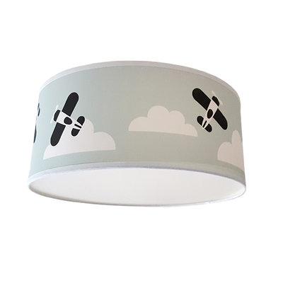 Plafondlamp Vliegtuigen