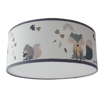 Plafondlamp Bosdieren