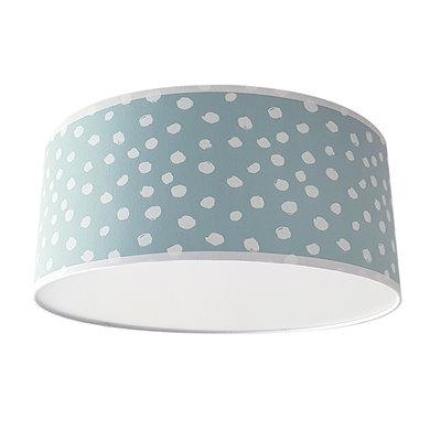 plafondlamp poedergroen